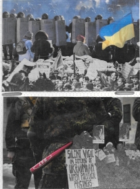New York City demonstrations for Ukrainian freedom. Freedom is a vague term | Ottawa demonstrations in solidarity with political prisoners