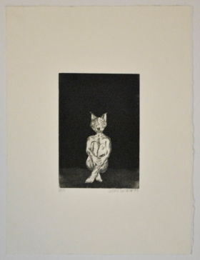 etching print on paper | 2014